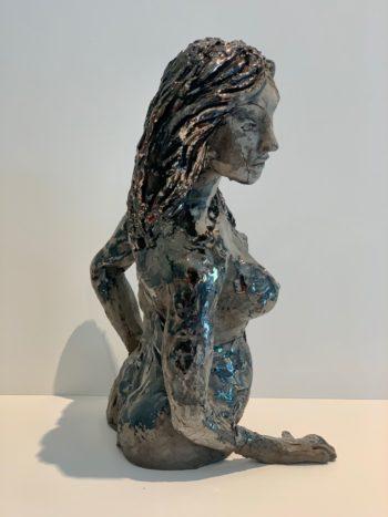sculpteur lyonnais claire michelini femme