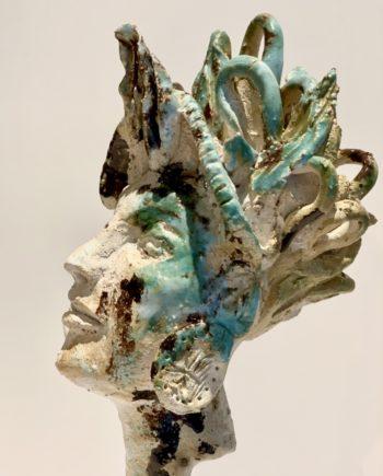 sculpture céramique pièce unique nature
