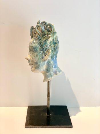 sculpture pour maison pièce unique terre lyon