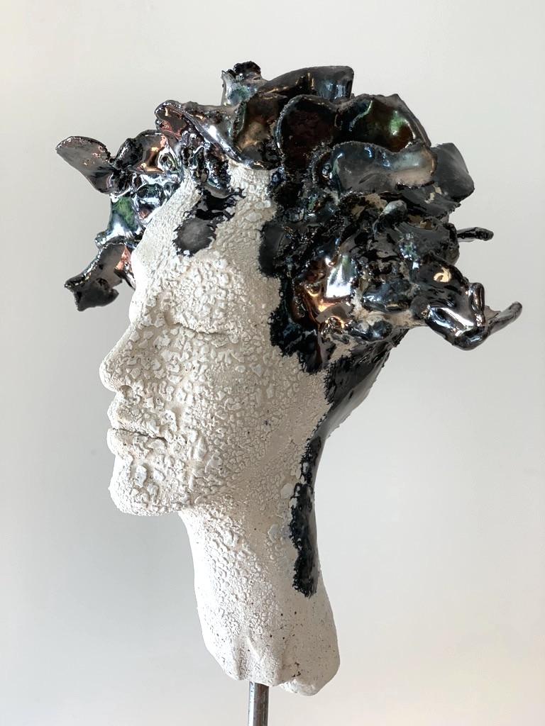 céramique sculpture pièce unique sculptrice lyon