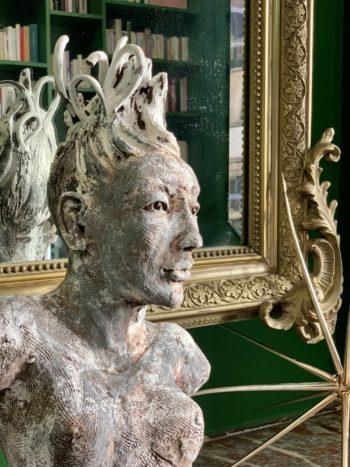 sculpture décoration intérieure lyon claymee